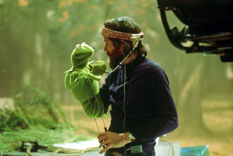 My ex-boss, and Jim Henson